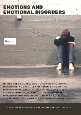 Emotions and emotional disorders
